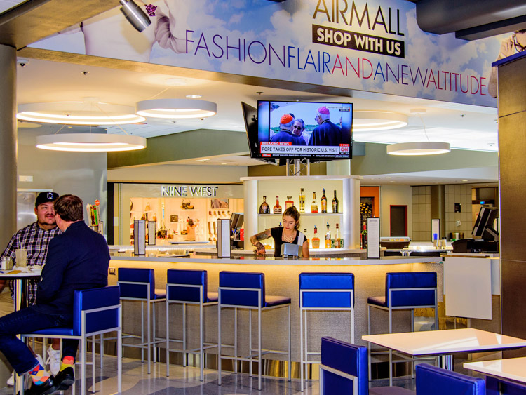Martini Bar - Pittsburgh International Airport