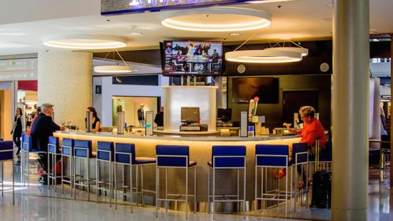 Martini Bar - Pittsburgh International Airport