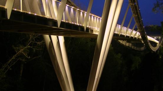 Summit Bechtel Family National Scout Reserve Bridge