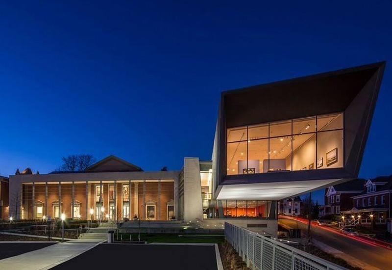 Westmoreland Museum of Art - Greensburg PA & Westmoreland Museum of Art - Greensburg PA - Commercial LED ...