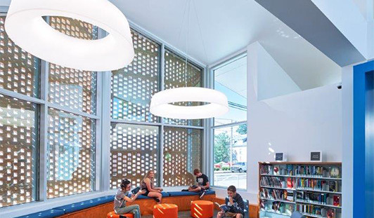 Beechview Library - Pittsburgh, PA
