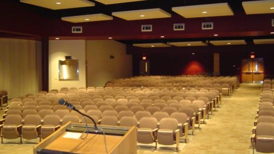 Mountain View HS Auditorium
