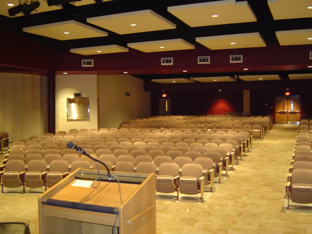 Mountain View HS Auditorium