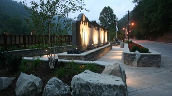 Upper Big Branch Mine Memorial