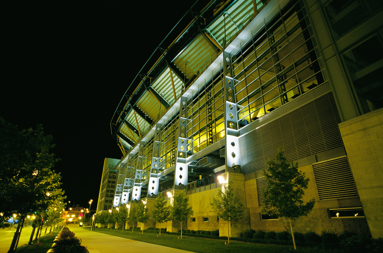 Heinz Field - Pittsburgh Pennsylvania & Commercial LED Lighting Company Residential LED Light Fixtures ...