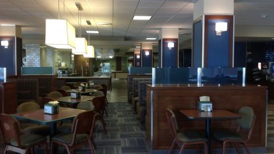 Duquesne University Dining Hall - Pittsburgh, Pennsylvania
