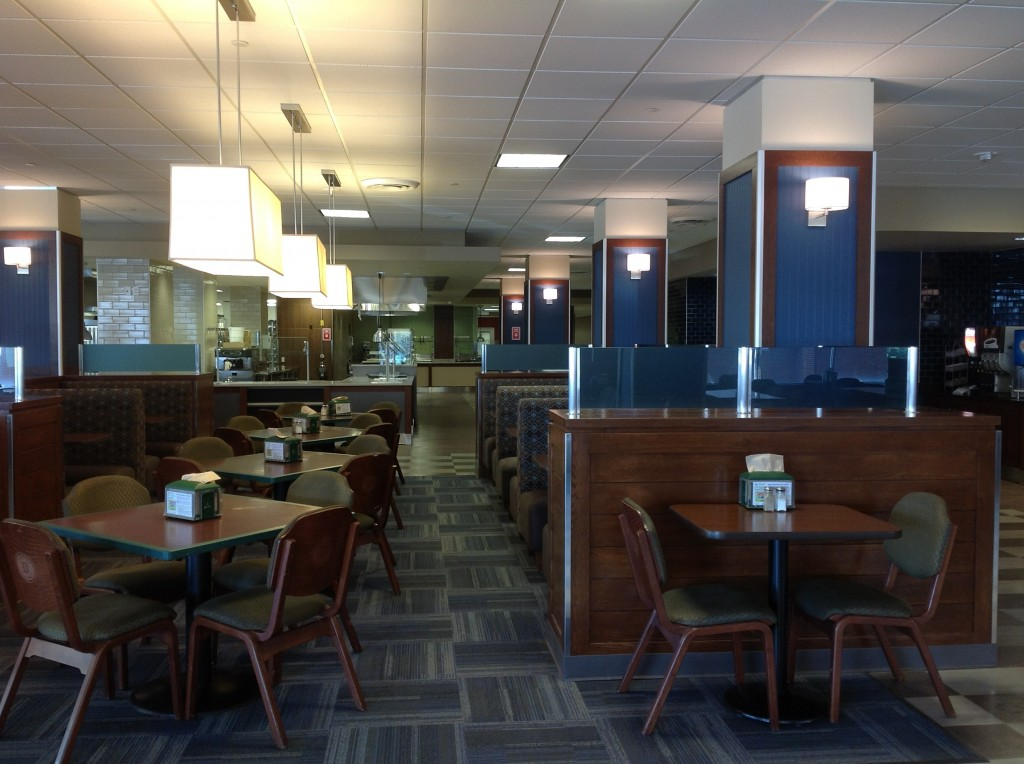 Duquesne University Dining Hall - Pittsburgh, Pennsylvania