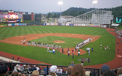 Curve Stadium - Altoona, Pennsylvania