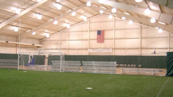 Indoor Sports Complex - Pittsburgh, Pennsylvania
