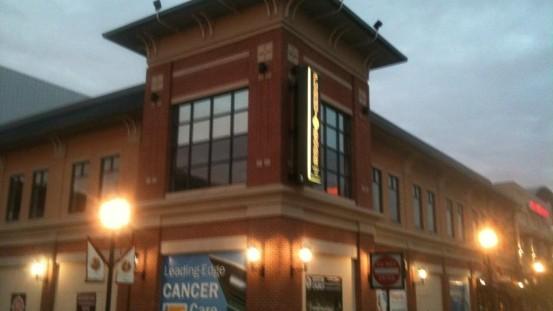 Pullman Square, Huntington, West Virginia