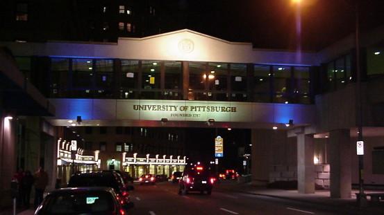 University of Pittsburgh Bridge