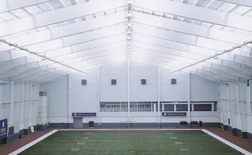 Steeler's Indoor Practice - Pittsburgh, Pennsylvania