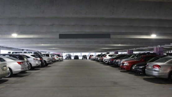 First Avenue Garage - New LED System - Pittsburgh, PA