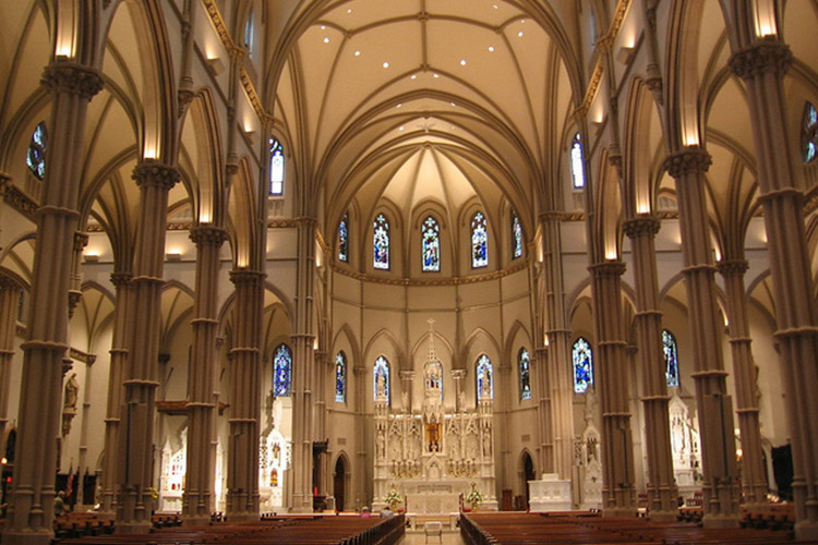 st paul s church pittsburgh pa commercial led lighting fixtures