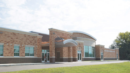Ceredo Kenova Elementary School - West Virginia