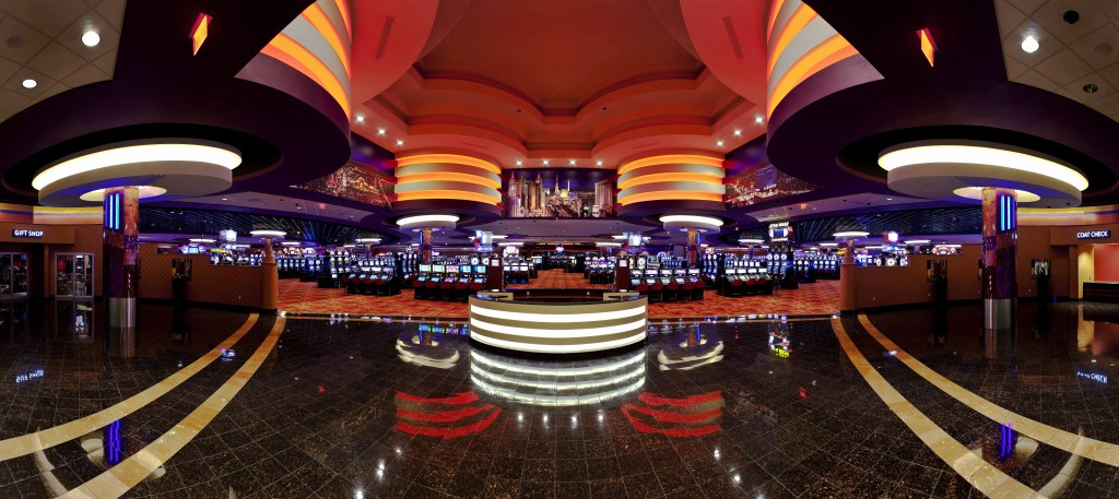 Commercial LED Lighting Fixtures for the Meadows Casino