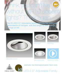 Commercial LED Adjustable Light Family Image width=