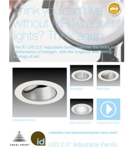 Commercial LED Adjustable Light Family Image width=