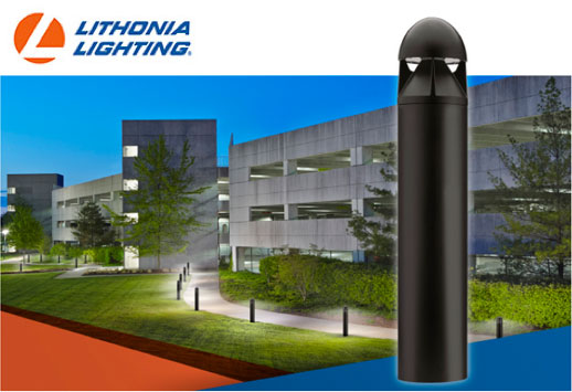 Led lighting products commerical residential led light fixtures lithonia lighting d series bollard led light fixtures mozeypictures Image collections