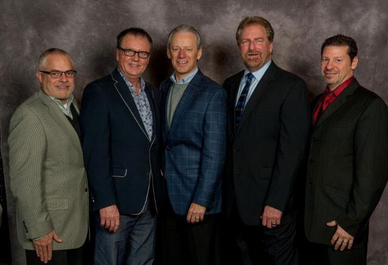 L&M lighting leadership team photo
