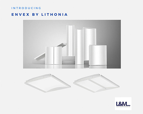 envex lighting company brochure
