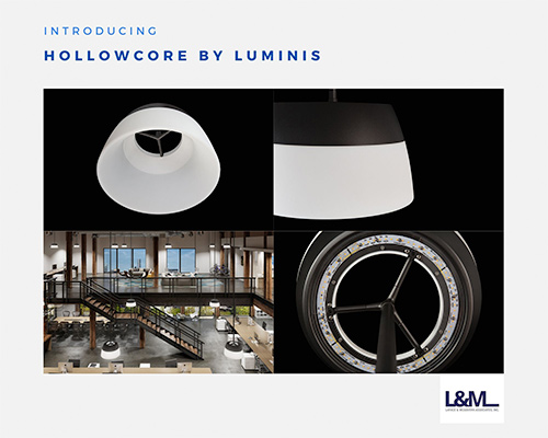 hollowcore led lighting manufacturer brochure