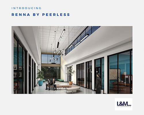renna led lighting reps brochure
