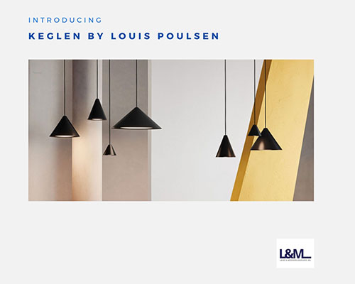 Keglen by Louis Poulsen Lighting ad