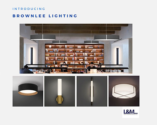 brownlee lighting products ad