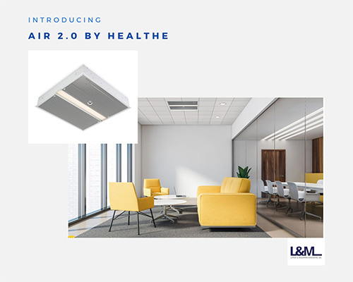 air 2.0 healthe lighting systems screenshot