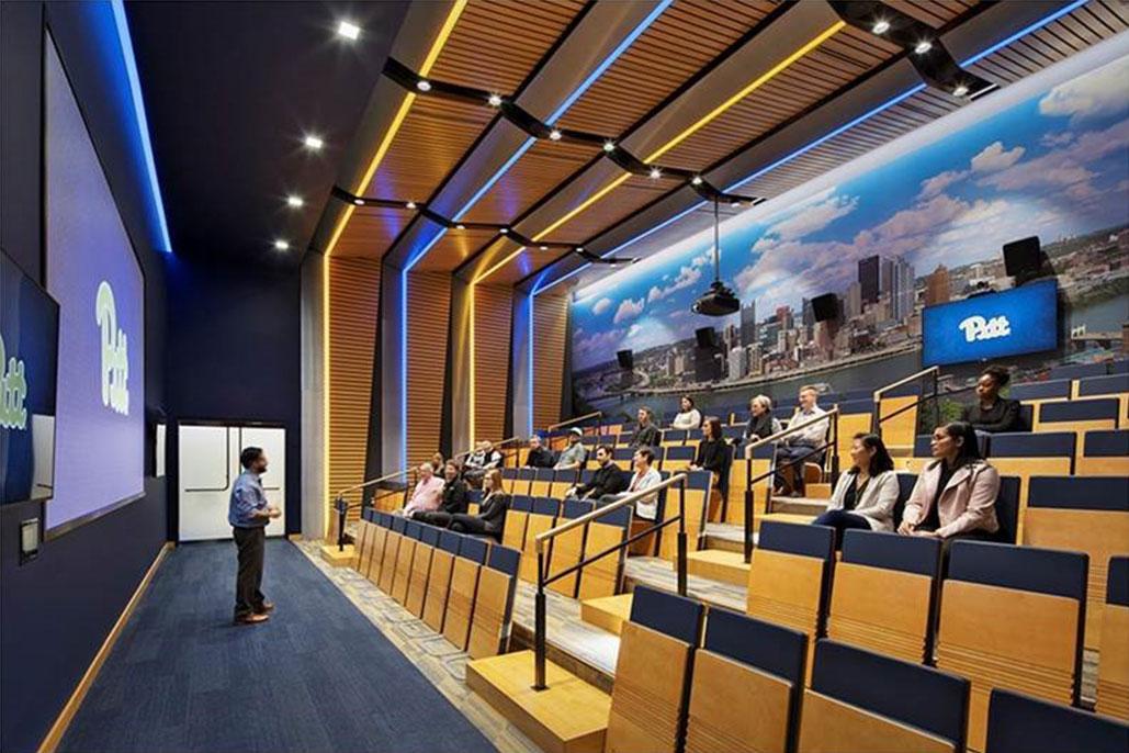 university of pittsburgh alumni hall