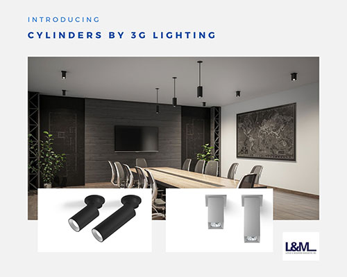 cylinders 3g lighting system ad