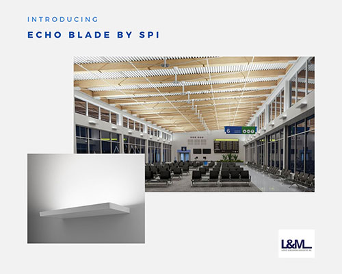 echo blade by spi lighting systems ad