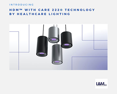 HDM with Care222 lighting ad