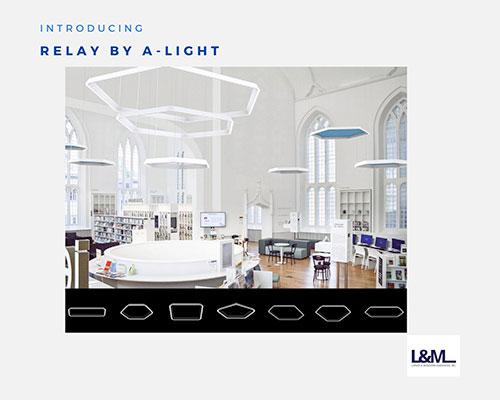 relay A-light lighting ad